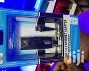 USB 3.0 to Ethernet Adapter Gigabit Lan | Computer Accessories  for sale in Nairobi, Nairobi Central