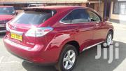 Lexus RX 2009 Red | Cars for sale in Nairobi, Nairobi Central