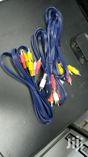 Audio To Rca Cables   Audio & Music Equipment for sale in Nairobi, Nairobi Central