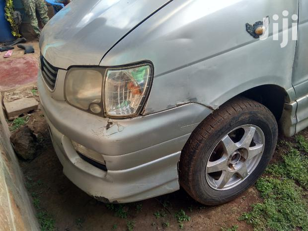 Archive: Toyota Noah 1998 Silver
