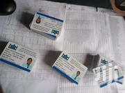PVC CARD  ; SCHOOL ID , JOB CARD | Other Jobs for sale in Nyeri, Karatina Town