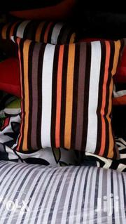 Hottest And Latest Striped Cushions/Throw Pillows/Cormforters | Home Accessories for sale in Nairobi, Ziwani/Kariokor