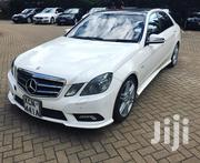 Mercedes-Benz E250 2010 White | Cars for sale in Nairobi, Kitisuru
