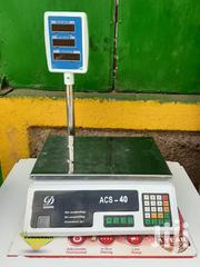 Digital Weight Scale | Store Equipment for sale in Nairobi, Zimmerman