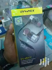 AWEI ES 20TY High Performance Wired In-ear Earphones | Accessories for Mobile Phones & Tablets for sale in Nairobi, Nairobi Central
