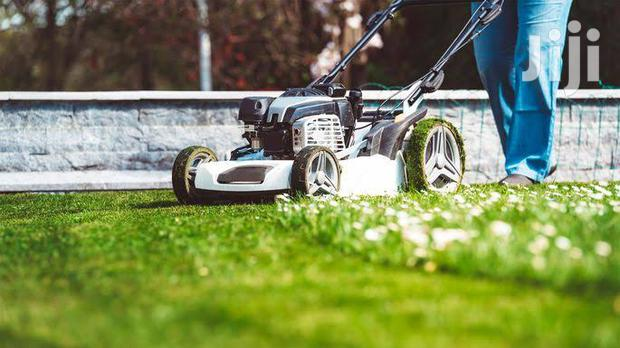 Lawn Mowing And Trimming Services