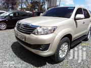 Toyota Fortuner 2013 Gold | Cars for sale in Nairobi, Kilimani