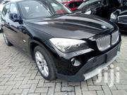 BMW X1 2012 Black | Cars for sale in Mombasa, Tudor