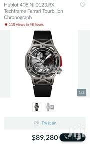 Hublot Ferrari Quality Timepiece Gents Watch | Watches for sale in Nairobi, Nairobi Central