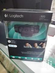 Logitech HD Pro Webcam C920, Widescreen Video Calling And Recording, 1 | Computer Accessories  for sale in Nairobi, Nairobi Central