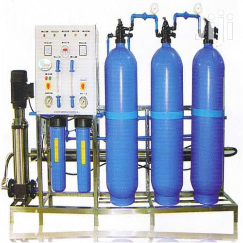 Water Treatment System Installation Or Repair Services