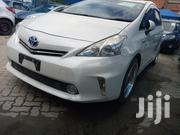 Toyota Prius 2013 White   Cars for sale in Mombasa, Ziwa La Ng'Ombe