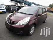 New Nissan Note 2012 1.4 Brown | Cars for sale in Nairobi, Parklands/Highridge