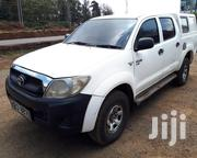 Toyota Hilux 2009 White | Cars for sale in Nairobi, Woodley/Kenyatta Golf Course