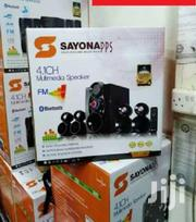 16000 Watts Sayona Sht1148bt 4.1 Channel Subwoofer | Audio & Music Equipment for sale in Nairobi, Nairobi Central