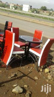 Restaurant Chairs And Table Sets | Furniture for sale in Homa Bay, Mfangano Island