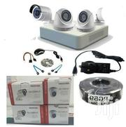 Four Hikvision 1mp Complete Cctv Cameras System | Security & Surveillance for sale in Nairobi, Nairobi Central