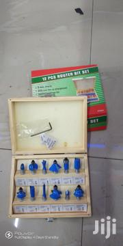 12 Pcs Router Bit Set | Electrical Equipments for sale in Nairobi, Nairobi Central