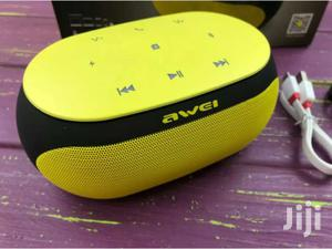 Awei Y200 Portable Bluetooth Speaker Support Aux Line And TF Card