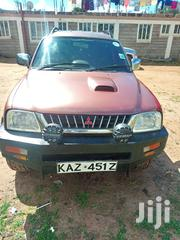 Mitsubishi L200 2007 2.5 DI-D Double Cab Red | Cars for sale in Kajiado, Kitengela