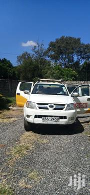 Toyota Hilux 2005 2.5 Cab White | Cars for sale in Nairobi, Airbase