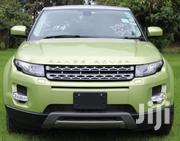 Land Rover Range Rover Evoque 2012 Green | Cars for sale in Nairobi, Woodley/Kenyatta Golf Course