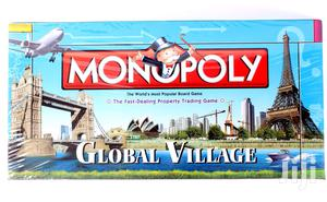 Monopoly Global Village Game Board Toys Games