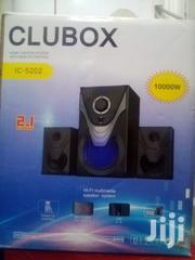 Clubox Home Theater System 2.1 Bass | Audio & Music Equipment for sale in Nairobi, Nairobi Central