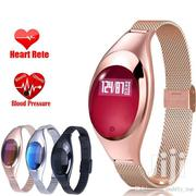 Z18 Smart Watch Bracelet With Blood Pressure Heart Rate Monitor | Smart Watches & Trackers for sale in Nairobi, Nairobi Central