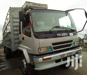 Isuzu Fvz 2014 White | Trucks & Trailers for sale in Nairobi, Nairobi Central