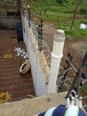 Double Galvanised 450mm Razor Wire Both Silver And Green | Electrical Equipments for sale in Nairobi, Nairobi Central