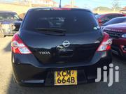 Nissan Tiida 2010 Black | Cars for sale in Nairobi, Nairobi Central