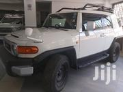 Toyota FJ Cruiser 2012 4x4 Automatic White | Cars for sale in Nairobi, Woodley/Kenyatta Golf Course