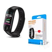 180 Php Smart Health Bracelet Blood Pressure And Heart Rate Measure | Smart Watches & Trackers for sale in Nairobi, Lavington