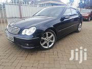Mercedes-Benz C200 2007 Black | Cars for sale in Nairobi, Kileleshwa