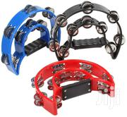 Tambourine Half Moon Hard Plastic | Musical Instruments for sale in Nairobi, Nairobi Central