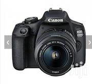 Canon EOS 2000D 24.1MP Wi-Fi With 18-55 Lens IS II | Cameras, Video Cameras & Accessories for sale in Nairobi, Nairobi Central