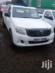 Toyota Hilux 2012 White | Cars for sale in Nairobi, Harambee