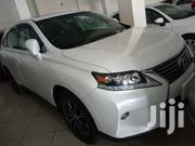 Lexus RX 2013 450h FWD White | Cars for sale in Mombasa, Ziwa La Ng'Ombe