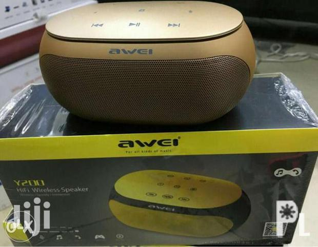 Archive: Awei Y200 Portable Bluetooth Speaker