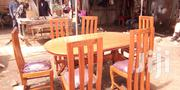 6 Seater Dinning Table of Mahogany Wood | Furniture for sale in Nairobi, Embakasi