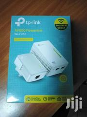 Tp-link 300mbps AV600 Wi-fi Powerline Extender Starter Kit TL-WPA4220K | Laptops & Computers for sale in Nairobi, Nairobi Central