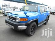 New Toyota FJ Cruiser 2012 4x4 Automatic Blue | Cars for sale in Nairobi, Parklands/Highridge
