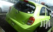 Nissan March 2012 Green | Cars for sale in Nairobi, Woodley/Kenyatta Golf Course