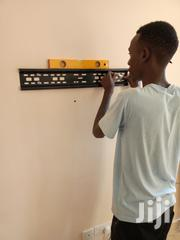 Profession Tv Wall Mounting Services | Building & Trades Services for sale in Mombasa, Tudor