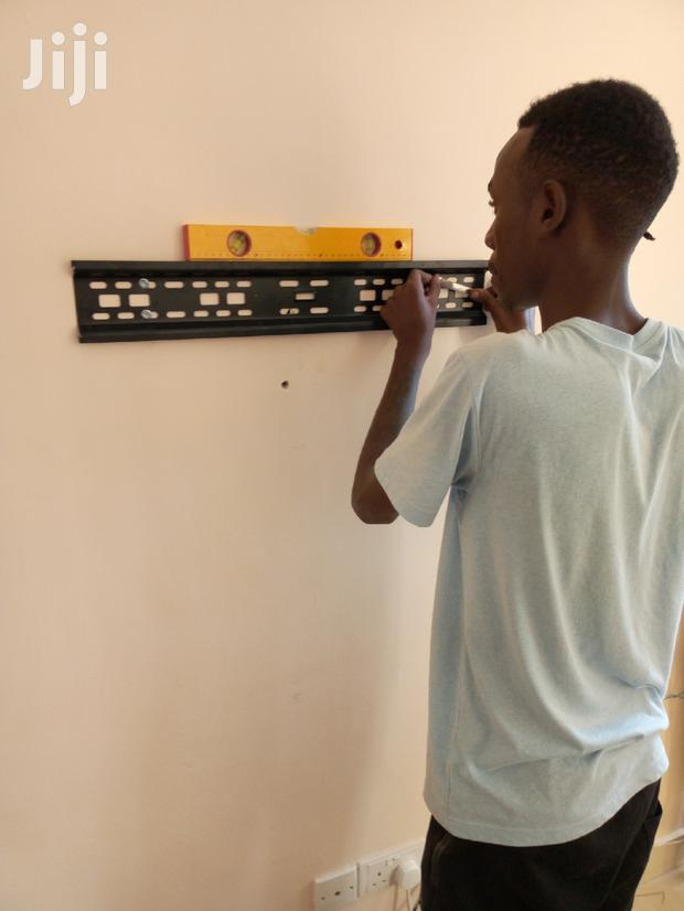 Archive: Profession Tv Wall Mounting Services
