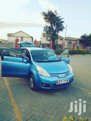 Nissan Note 2011 1.4 Blue | Cars for sale in Nairobi, Umoja II