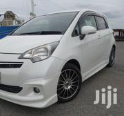 New Toyota Ractis 2012 White | Cars for sale in Mombasa, Tononoka