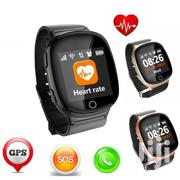 Elder GPS Tracker Smart Watch Phone - D100 | Smart Watches & Trackers for sale in Nairobi, Nairobi Central