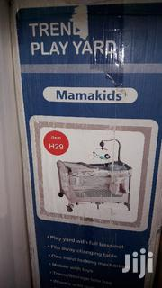 Mama Kids Baby Cot/Play Pen With Mosquito Net | Children's Furniture for sale in Nairobi, Kileleshwa